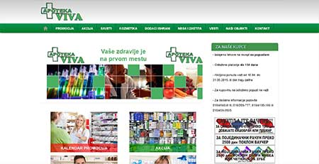 Apoteka Viva, Niš
