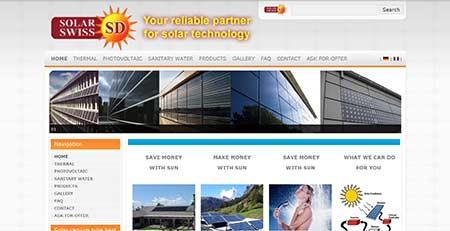 SolarSwisSD - Švajcarska