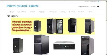 Polovni računari i oprema