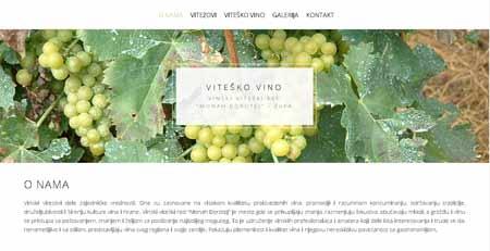 Viteško vino - Župa - vinski viteški red