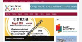 Internet medij KruševacPRESS