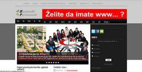 Portal Rasinski parlament