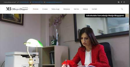 Advokatska kancelarija Marije Blagojević