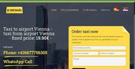 Airport Wien Taxi Michael