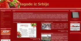 Jagode iz Srbije