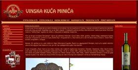 Vinska kuća Minića, Tržac - Aleksandrovac