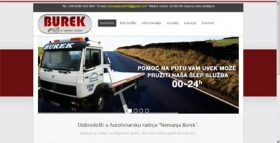 Šlep služba Kruševac - Autolimarska radnja