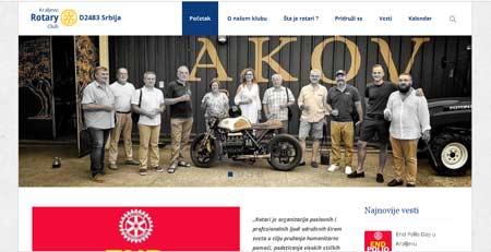 Rotary Club Kraljevo, Kraljevo
