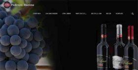 Podrum Bačina vino, Bačina (švedska verzija)