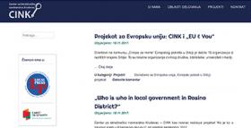 Centar za istraživačko novinarstvo Kruševac - CINK