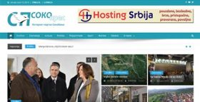SOKOpress, Internet portal Sokobanje