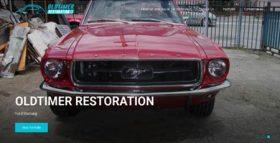 Oldtimer and classic car restotation, Kruševac