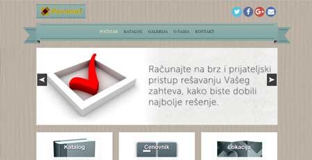 Papirski ambalaža, Kruševac